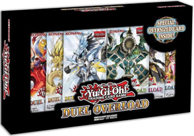 YuGiOh! DUEL OVERLOAD *DUOV* - CHOOSE YOUR ULTRA RARE AND OVERSIZED CARDS