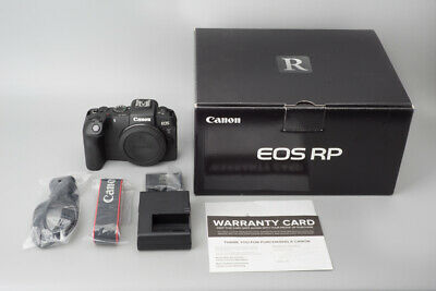 Canon EOS RP 26.2MP Full Frame Mirrorless Digital Camera Body *Low Shutter Count
