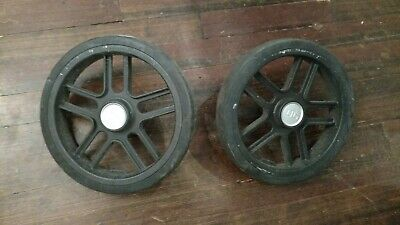 Pre-Owned2010-2011 Pair // 2 UPPAbaby Vista Rear Wheels