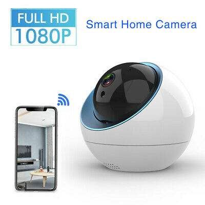 1080P HD Wireless IP Camera Home Security WIFI Pan Tilt IR Night Vision Onvif IP