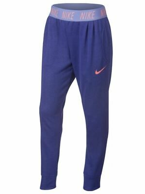 Youth Girls Nike Purple Joggers Sport Pants Size Youth XL 13-15 Y or 156-164 cm