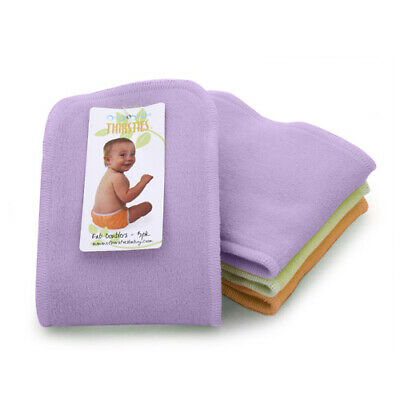 Thirsties Fab Doublers 3 Pack Cloth Diaper Insert - Size Small