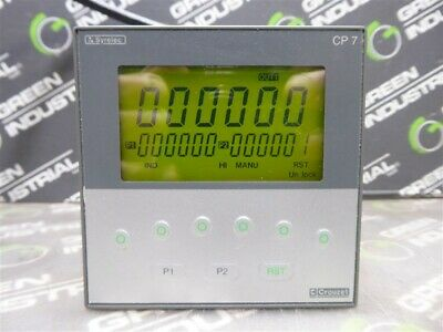 USED Crouzet CP7 87619228 Multifunction Counter Module