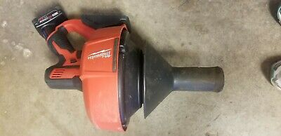 Milwaukee 2571-20 M12 12v Cordless Drain Snake Combo Kit