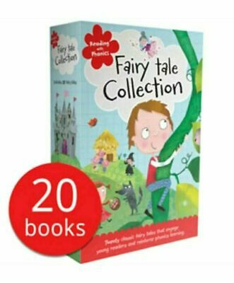 Reading With Phonics 20 Books collection