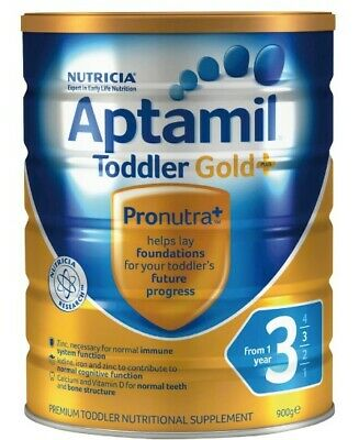 Aptamil Gold Stage 3 Toddler From 1 Year Nutritional Supplement 900g