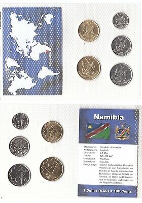 Namibia Coin 1993 10 Cents Circulated