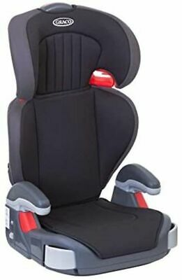 Car Booster Safety Seat Baby Chair Toddler Kids Group 2/3 Black 4 to 12 Years