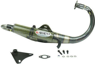 NEW Athena P400485120006 Hyper Race Full Race Exhaust System