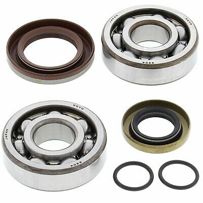 All Balls Crank Bearing and Seal Kit 24-1103 for KTM 65 SX 09-17, 65 SXS 13 14
