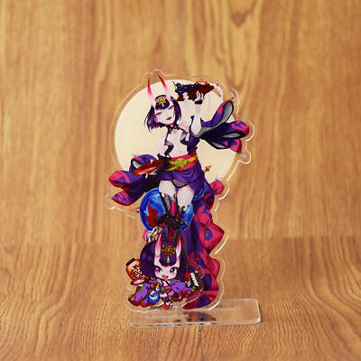 Key Chains Fate Grand Order Byibyi Passionlip Meltlilith Shuten Douji Acrylic Stand Figure Clothing Shoes Accessories Gains a bud on her head in her second ascension which blooms in her third; key chains fate grand order byibyi