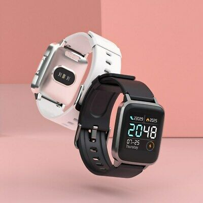 XIAOMI Haylou LS01 Smart Watch 9 Sport Modes Heart Rate Sleep Monitor Wristband