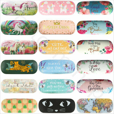 Hard Glasses Case Spectacle Sunglasses Reading Glasses Case Hard Storage Box