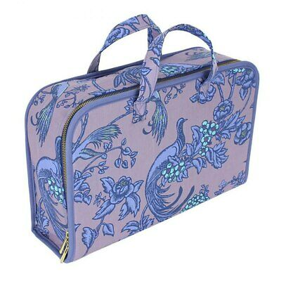 Florence Broadhurst Carry Case Blue and Grey