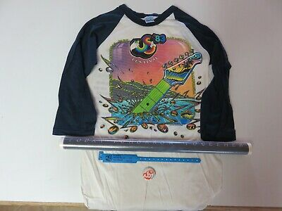 Vintage 1983 US Festival T Shirt/Poster/Button/wristband package