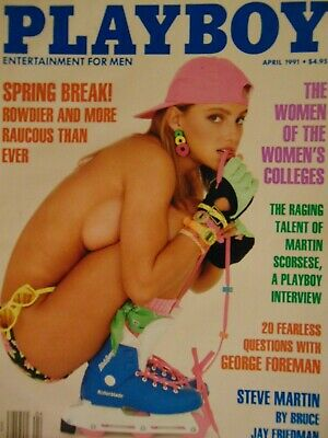 Playboy April 1991 | Christina Leardini    #2699+