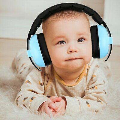 Baby Ear Defenders Baby Hearing Protection Earmuffs, Noise Reduction Headphone f