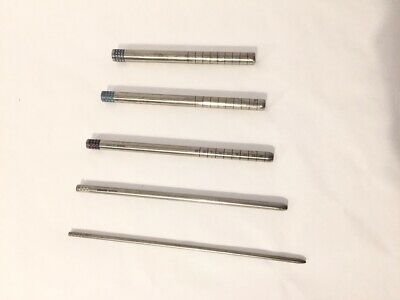 Stealth Surgical Spinal Access Tubular Dilators