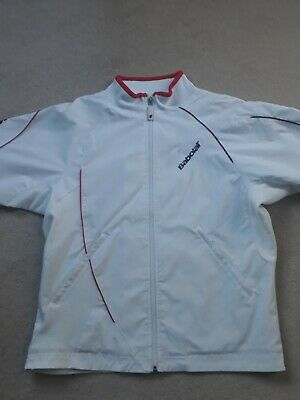 Childrens Babolat Tennis jacket. Age 10 years.