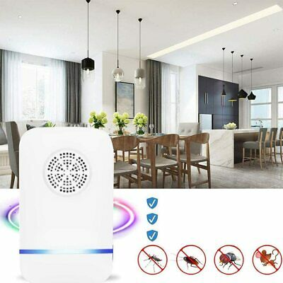 Lazinem Household Ultrasonic Mosquito Repellent Multi-Function Mice Pest Repelle