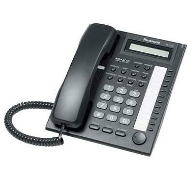 Panasonic KX-T7730 Digital Telephone Black - Brand New w/1-Year Warranty