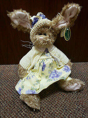 "Bearington Easter//Spring BITSY /& BUNNIES #420445 14/"" NWT F//S"