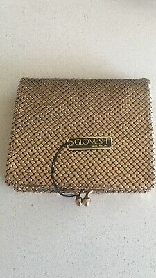 Glomesh Wallet Gold
