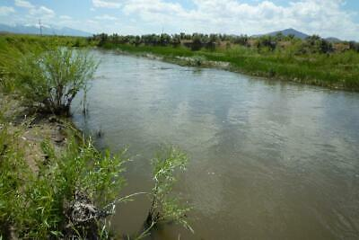 2.2 Acre River Front Lot-Rare-Water $199 Down-$189/Mo No Qualify With Mountains