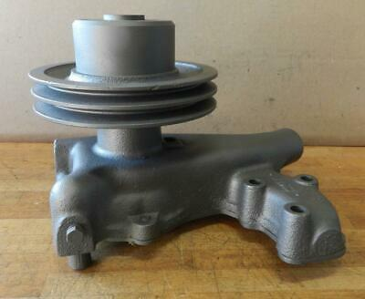 Clark Forklift Continental engines 6-Cyl rebuilt water pump F400K511 with pulley