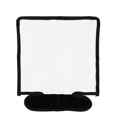 Flash diffuser silver/white reflector softbox for Nikon Canon Pentax Speedlite