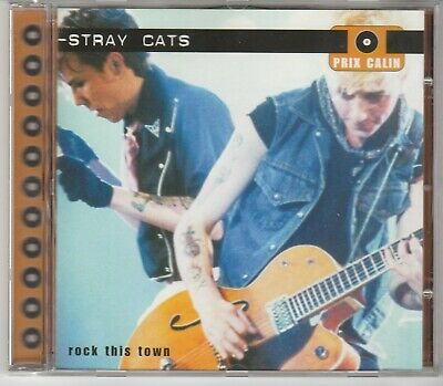 STRAY CATS Rock this town CD 2002 Puzzle Productions Rockabilly/Setzer/Country
