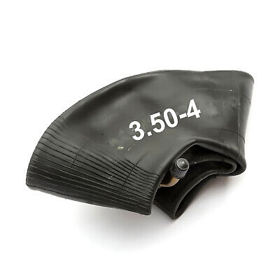 Inner Tube 3.50-4 350-4 350x4 3.50x4 Bent Valve 4 Inch Trailer Jockey Wheel Tyre