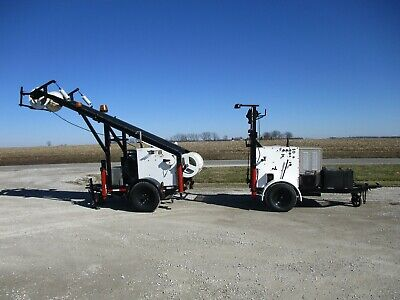 Sewer Equipment Sewer Bucket Machines Cable Truck Loaders