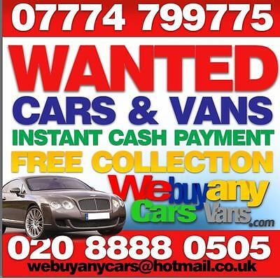 WANTED CAMPERVAN OR MOTORHOME ANY AGE OR CONDITION vw ford Peugeot Iveco Devon