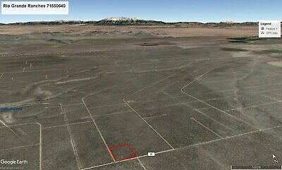 ESCAPE THE BIG CITY.  6 Acre Lot in Southern Colorado. Mountain Views.