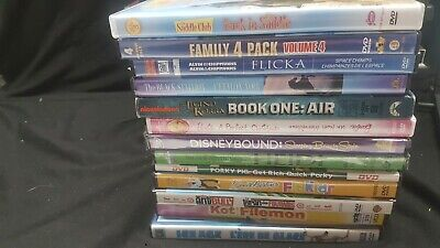 DVDs for sale - Kids - Family - Cartoons -