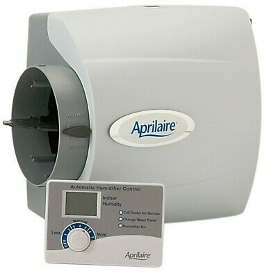 APRILAIRE 600 BYPASS Humidifier with Automatic Digital