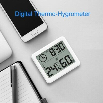 Digital Thermometer/Hygrometer LCD Temperature Meter Weather Station for Kitchen