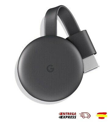Google Chromecast 3 - Hdmi - Micro Usb - Resolución 1080P - Wifi Ac