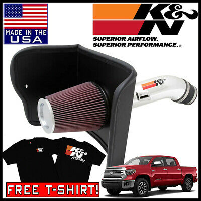 HPS CAI Cold Air Intake /& Heat Shield for Toyota Tundra Sequoia 07-11 5.7L V8