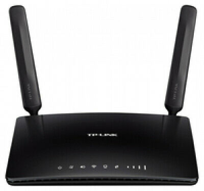TP-LINK 300Mbit/s Wireless N 4G/LTE Router Plug-Type F (EU)