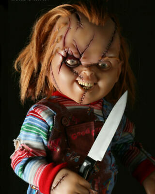 Chucky Child's Play Horror Movie 8x10 Glossy Photo Reprint