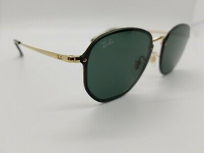 Ray Ban Hexagonal Blaze Gold RB3579N 00171 58 15 | Visiofactory