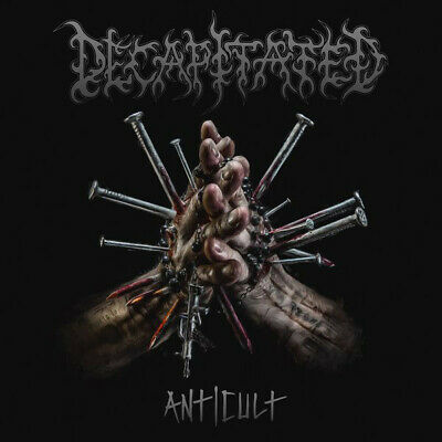 Decapitated – Anticult CD *LIKE NEW* DEATH METAL PSYCROPTIC SUFFOCATION