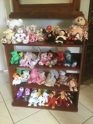Over 40 beanie kids collection