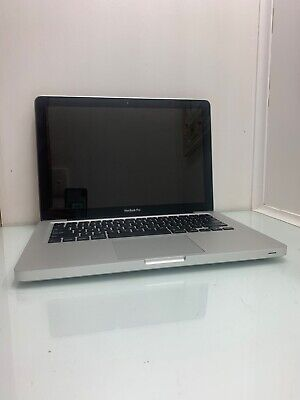 Apple Silver Macbook Pro 13 with Superdrive - used but it great condition.