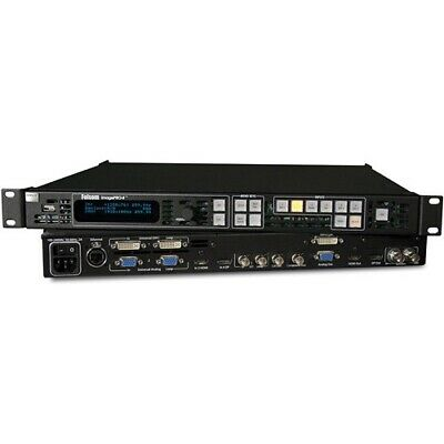 BARCO ImagePRO-II series All-in-one 4K video scaler, scan converter & switcher