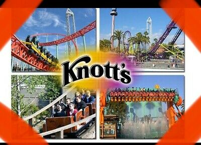✅ KNOTTS BERRY FARM Tickets Super Saver PROMO SAVINGS DISCOUNT TOOL
