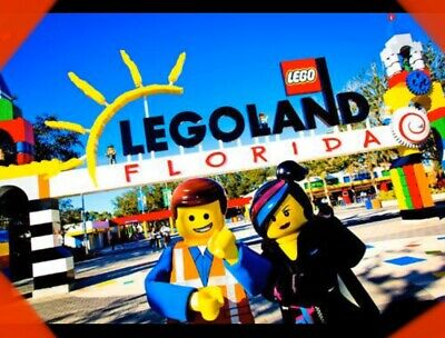 ✅ LEGOLAND Florida + Water Park + Sea Life Super Saver Promo Tool Cheap Tickets