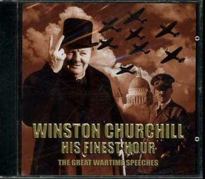 Winston Churchill - His Finest Hour The CD